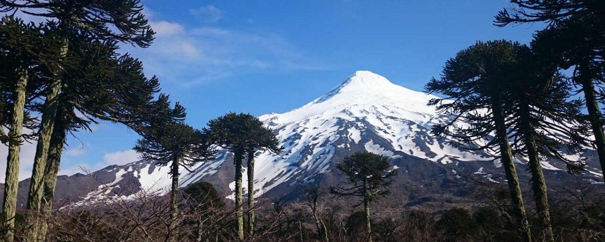Skitourenreise in Chile